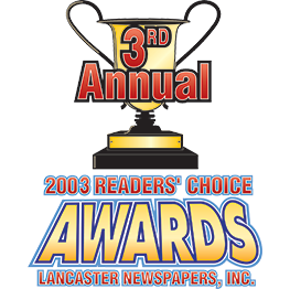 Reader's Choice 2003 Logo