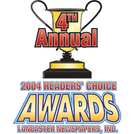 Reader's Choice 2004 Logo