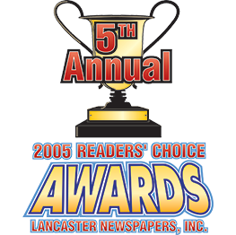 Reader's Choice 2005 Logo