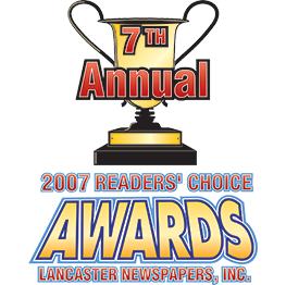 Reader's Choice 2007 Logo