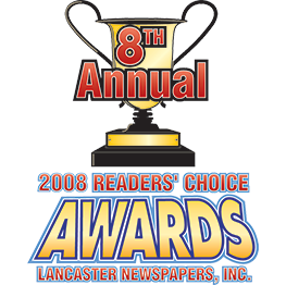 Reader's Choice 2008 Logo