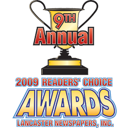 Reader's Choice 2009 Logo