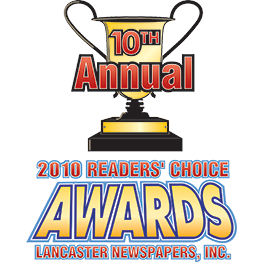 Reader's Choice 2010 Logo