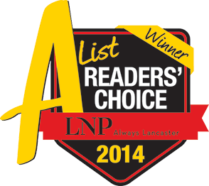 Reader's Choice 2014 Logo