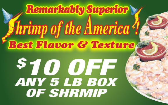 Shrimp of the Americas Party Trays