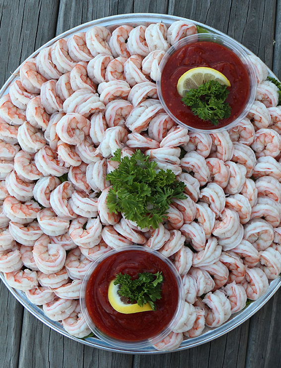 shrimp party tray